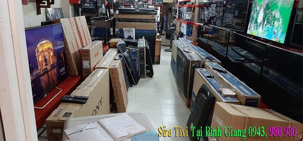 Sửa tivi tại huyện bình giang