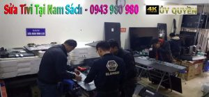 Sửa tivi tại huyện nam sách