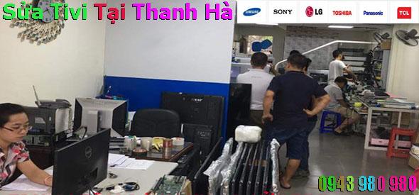 sửa tivi tại huyện thanh hà