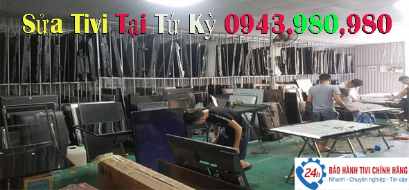 Sửa tivi tại huyện tứ kỳ
